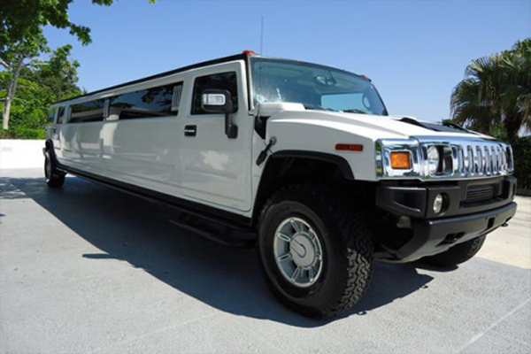 14 Person Hummer Charlotte Limo Rental