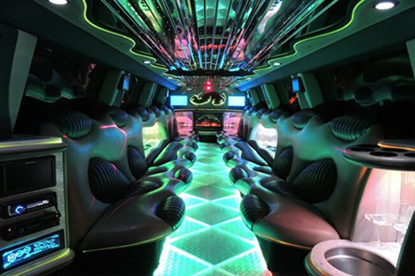 14 Person Hummer Limo Rental Charlotte