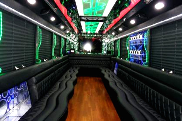 20 Person Party Bus 1 Charlotte