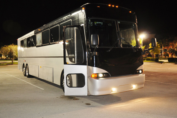 40 Person Party Bus Charlotte