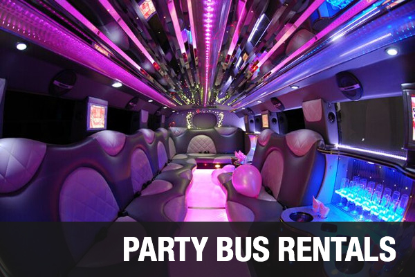 Party Bus Rentals Charlotte